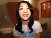 AV初撮り!ひとみちゃん 21歳